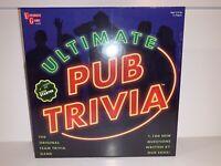 NEW Ultimate Pub Trivia Game University New Factory Sealed Original Team 01379