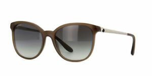NEW BVLGARI BV8160B 526211 Sunglasses, Matte Grey / Grey Gradient, 54mm