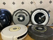Lot Of 5: IROBOT ROOMBA 670,690,660,531,550 Untested Free Shipping