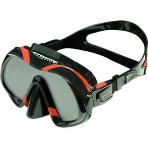 NEW Atomic Venom Subframe Mask - Black & Red