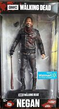 "NEGAN ( 7"" ) WALKING DEAD ( WALMART BLOODY VARIANT) ACTION FIGURE AMC TV SERIES"