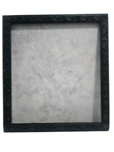 Vintage Wood And Resin Ornate Picture Frame