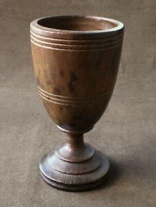 c1760 Beechwood Goblet