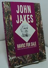 Havoc for Sale by John Jakes - Johnny Havoc #2