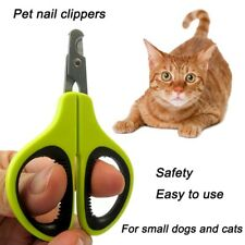 Cat Pet Dog Grooming Nail Toe Claw Clippers Cutter Plier Small dog cat nail c C9