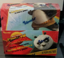INKWORKS KUNG FU PANDA PREMIUM TRADING CARD SEALED BOX 24 PACKS