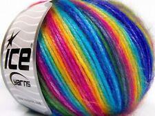 8-Skein Lot Picasso Yarn Free Shipping Ice Yarns Rainbow