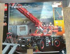 Lego Technic 42082 Geländegängiger Kranwagen Karton besch. B Ware versiegelt NEU
