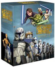 DVD - Star Wars - The Clone Wars - L'intégrale - Saisons 1 à 5 [Édition Collecto