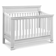 Million Dollar Baby Classic Foothill 4 in 1 Convertible Crib in Cloud Gray