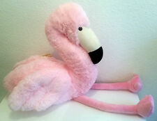 Flamingo XXL Stofftier Plüschfigur Kuscheltier Figur Rosa Höhe NEU
