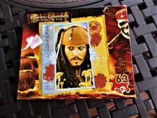Disney Pirates of the Caribbean At Worlds End 63 Piece Jigsaw Puzzle New