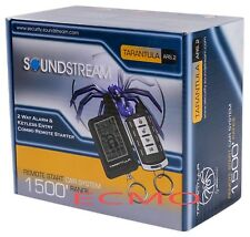 Soundstream ARS.2 Car Alarm Remote Start Keyless Entry Vehicle Security SYSTEM