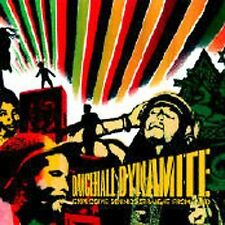 Dancehall Dynamite, Various Artists, New