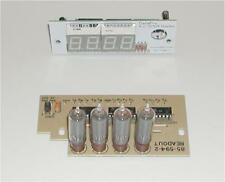 Heathkit AJ-1510 / AJ-1510A FM Stereo Tuner Display Replacement