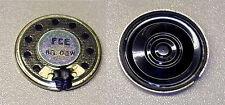 1 piezas en miniatura instalación-altavoces fce 0,1 w/8 Ω ((m4268)