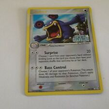 Pokemon Holofoil Loudred Card From The Crystal Guardians Set