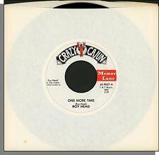 """Roy Head: One More Time + B. J. Thomas: Lazy Man - 7"""" 45 RPM Single!"""