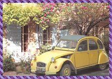 Carte Postale 2 CV Citroën (1)