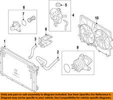 genuine oem radiators & parts for mazda tribute for sale | ebay  ebay
