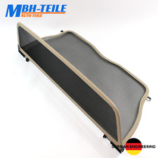 MBH Filet Anti Remous BMW Série 3 E30 | 1985-1993  | Coupe vent Beige |