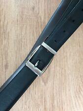 Cinturón para hombre negro (grande)