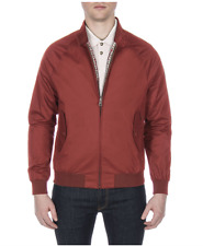 Ben Sherman Harrington Jacket/Rust - XL SRP £95.00