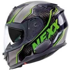 Caschi Moto verde per la guida di veicoli taglia XXXL