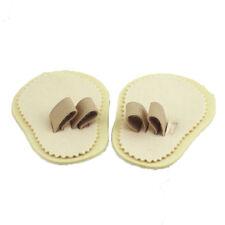 2Pcs/Bag Hallux Valgus Orthopedic Overlapping Toe Straightener Corrector D0186