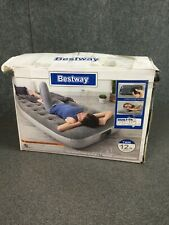 """Bestway Twin 12"""" Height Air Mattress with Built in Pump M39E"""