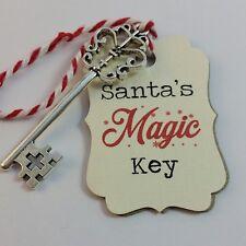 Santa's Magic Key Christmas Ornament Decoration Kids Children Fun