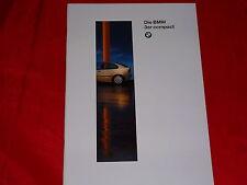 Prospekt BMW 3er Compact 1994 316i 318ti