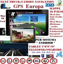 TomTom 1PN5.002.07 go professional 520,/GPS per mezzi pesanti,/mappe a vita 48 paesi Europa