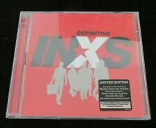 INXS Definitive 2002 Limited Edition 2 x CD Album
