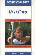 Book: the, archery-technical training/carole ferriou sebastien flute