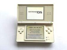 Nintendo DS Lite Original Handheld System Games Console Polar White