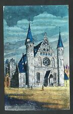 Den Haag  Ridderzaal  (metallic)