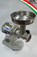 TRITACARNE PROFESSIONALE ELETTRICO THOR 12 PUGLISI 1200W 100% MADE IN ITALY 220V