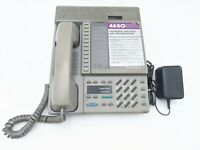 Vintage PhoneMate 4650 Telephone Answering Machine Tape Recording Phone