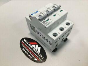 EATON CORPORATION Miniature Circuit Breaker WMZS3D30 Used #97849