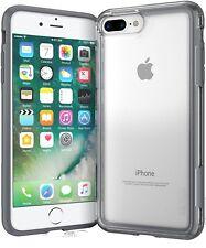 Pelican Adventurer Case for Apple iPhone 7 Plus, 8 PLUS Gray Clear Brand New OEM