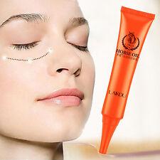 30g Skin Care Horse Oil Moisturizing Whitening Remover Dark Circles Eye Cream lk