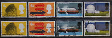 GB 1966 British Technology. Phosphor & Ordinary Sets Fine Used