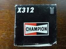 FILTRE A HUILE MOTO CHAMPION X312 APRILIA RSV BOMBARDIER VOXAN