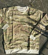 mtp camouflage jumper dpm sweatshirt small cotton army