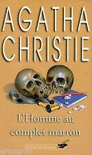 L'Homme au complet marron / Agatha CHRISTIE // Club des Masques