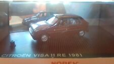 1/43 Citroen Visa 11RE