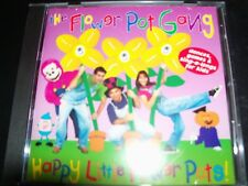 THE FLOWER POT GANG Happy Little Flower Pots CD ABC Kids (Australia) CD – Like N