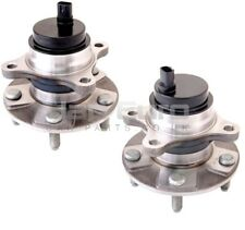 FOR LEXUS LS460 LS600H USF40 06-13 FRONT RIGHT OS WHEEL BEARING ABS HUB KIT PAIR