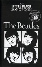 THE BEATLES LITTLE BLACK SONG BOOK 195 SONGS GUITAR CHORDS LYRICS ETC SONGBOOK